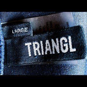 triangl swimwear Swim - Triangl bikini Billie into the night L neoprene